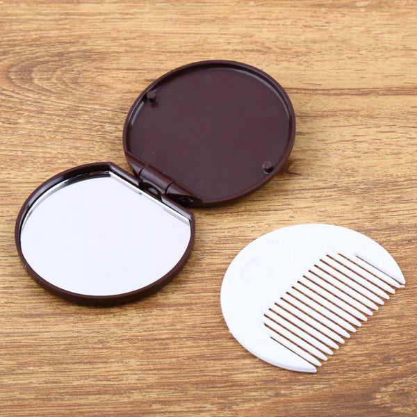 Makeup Mirror - Sweet Chocolate Cookie