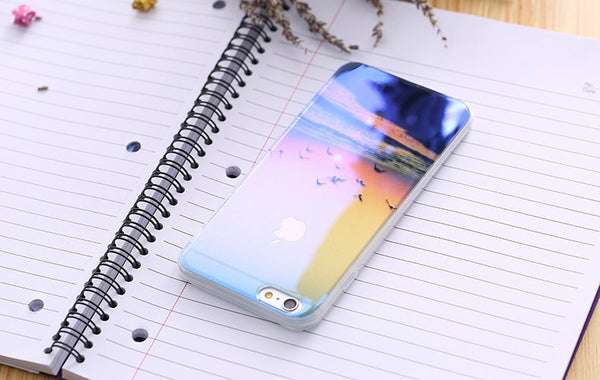 Sunset Beach Phone Cover
