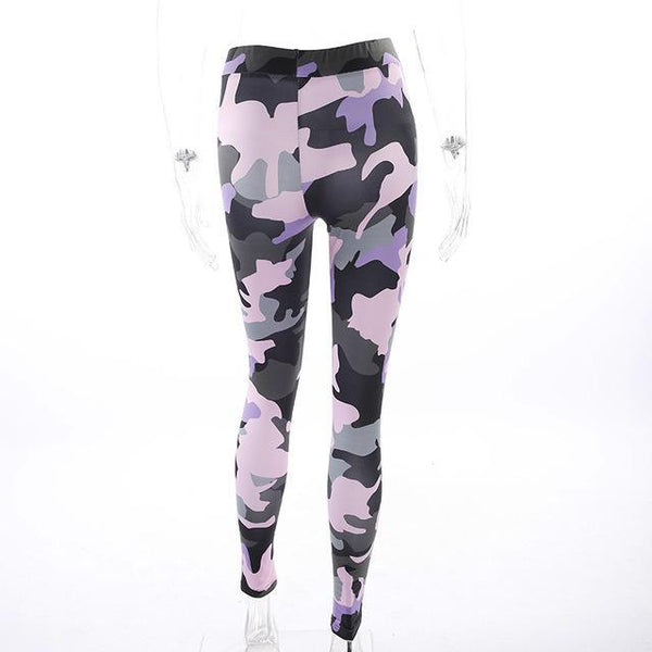 Camouflage Women Leggings