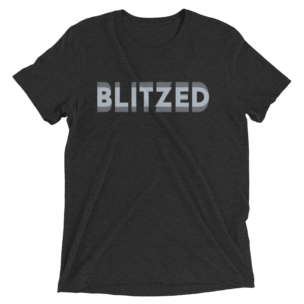 Blitzed Short Sleeve T-Shirt