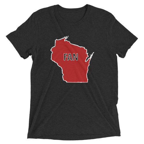 Wisconsin Fan Short Sleeve T-shirt