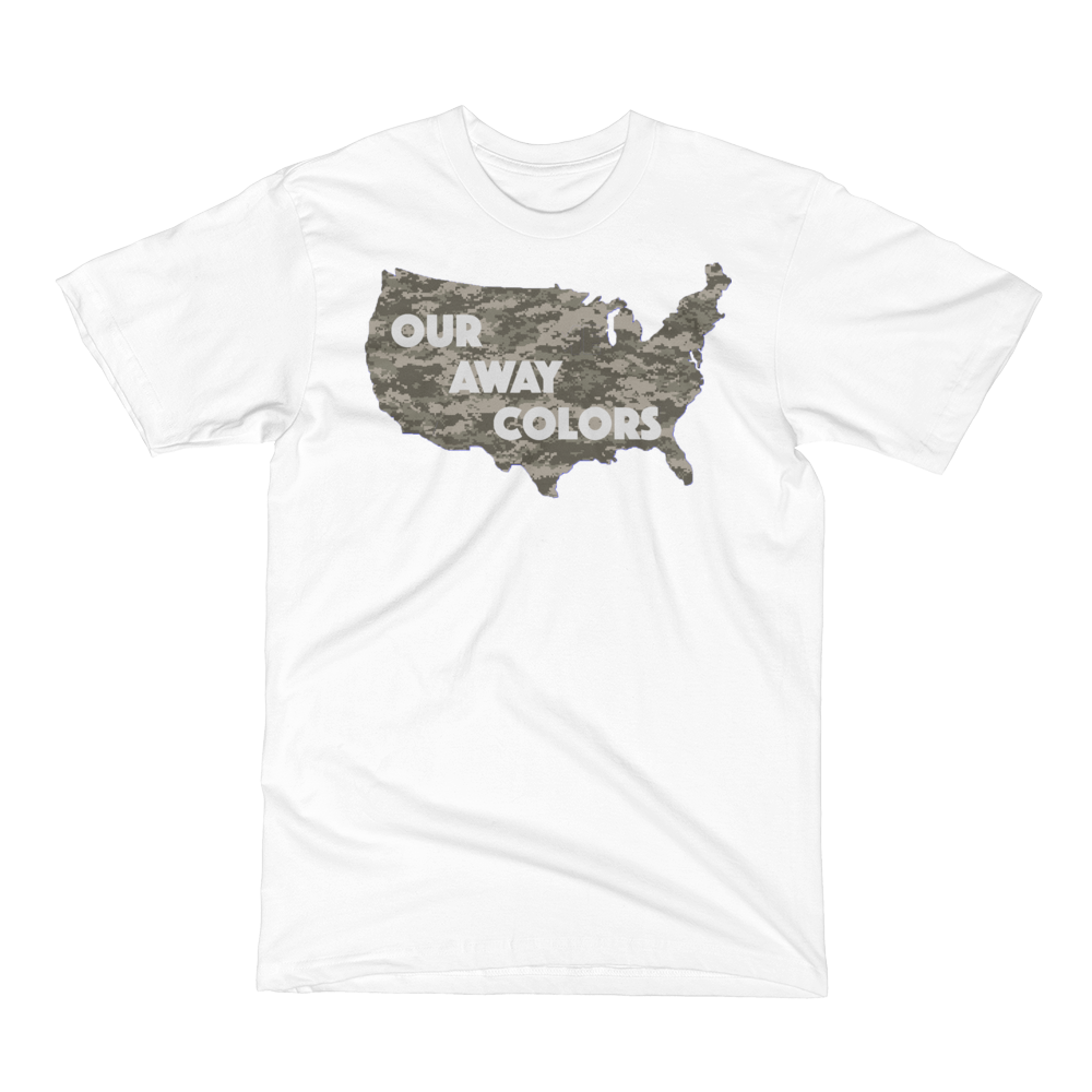 Limited Edition - Away Colors Short Sleeve T-Shirt