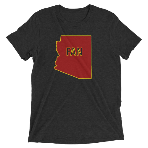 Arizona Fan - Short Sleeve T-Shirt
