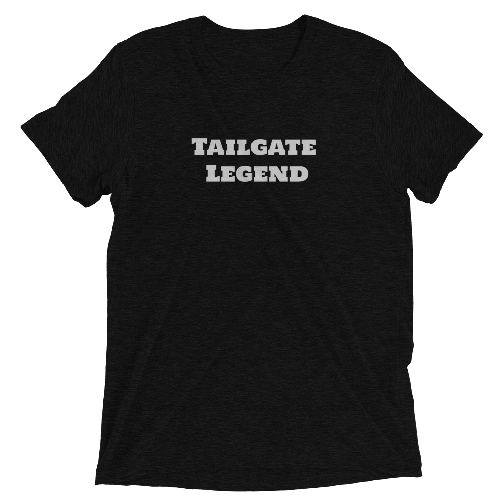 Tailgate Legend - Short Sleeve T-Shirt