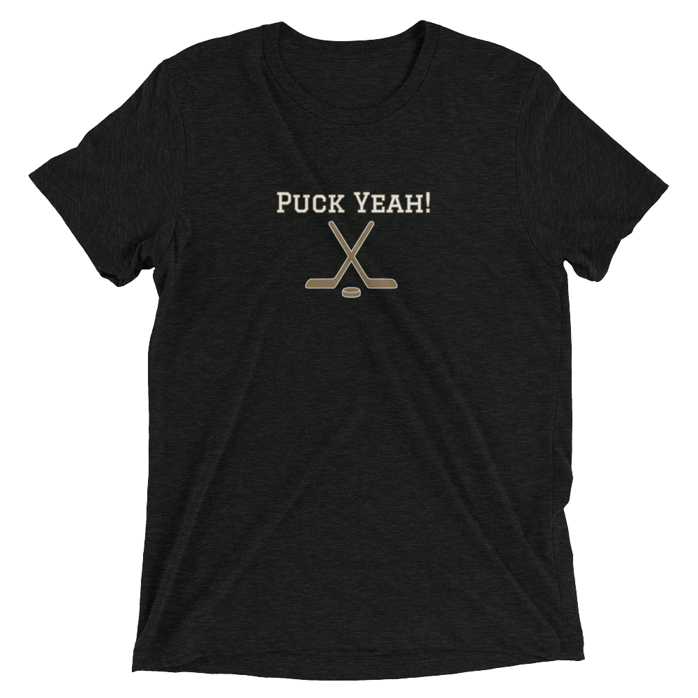 Puck Yeah - Short Sleeve Shirt