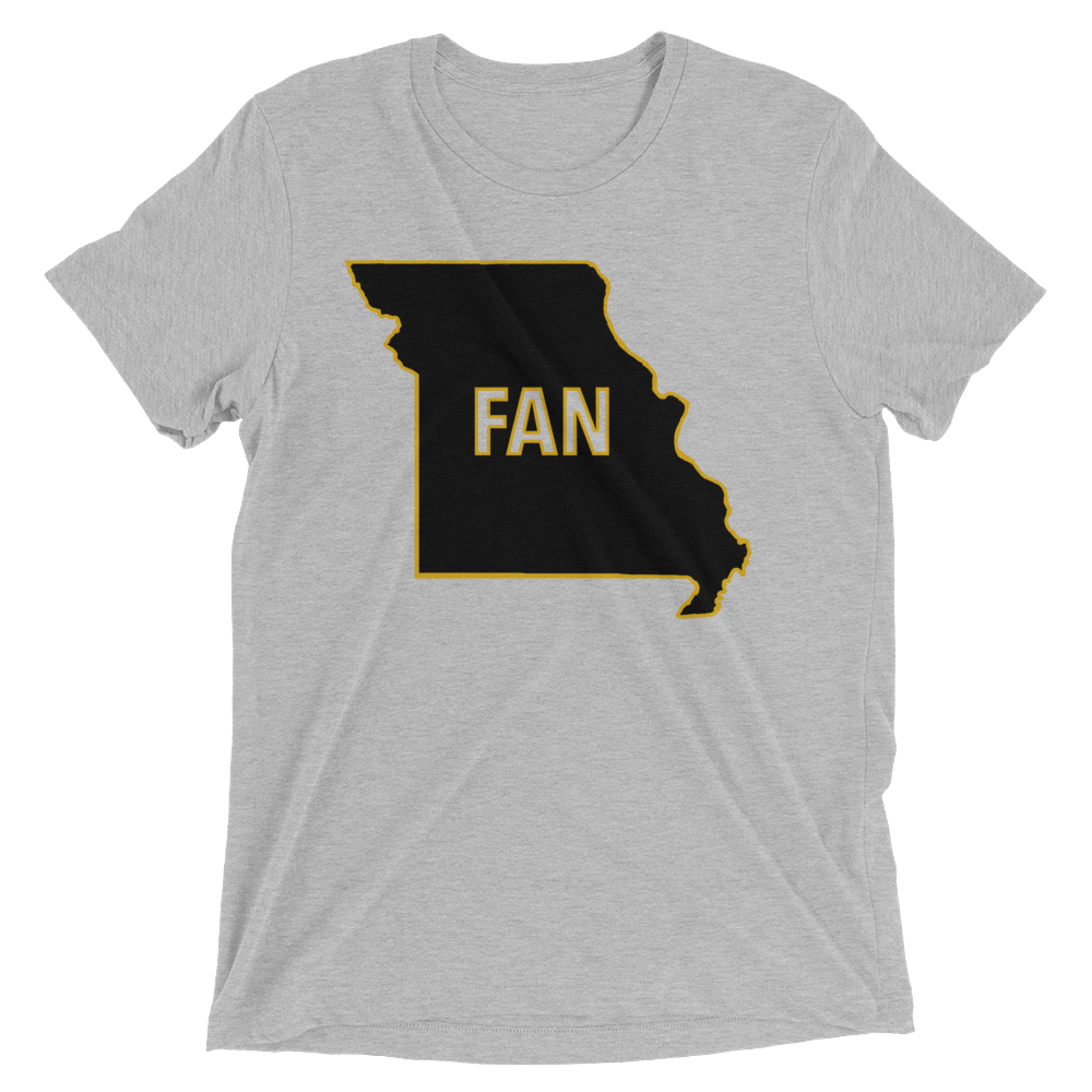 Missouri Fan - Short Sleeve T-Shirt