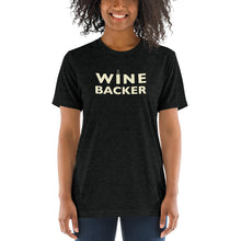 Wine Backer Short Sleeve T-Shirt