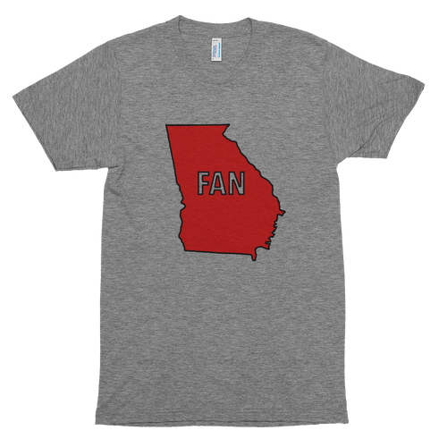Georgia Fan Short Sleeve T-Shirt
