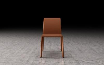 Sanctuary Dining Chair in Whiskey