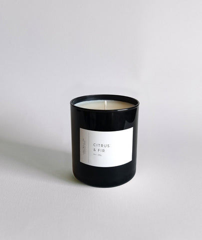 Citrus + Fir Candle