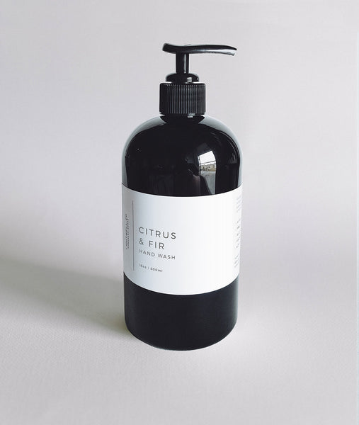 Citrus + Fir Hand Wash