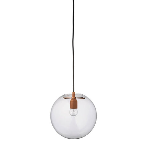 Glass Ball Pendant Lamp