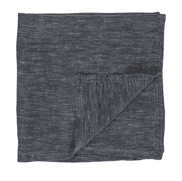 Cotton + Linen Napkin in Blue