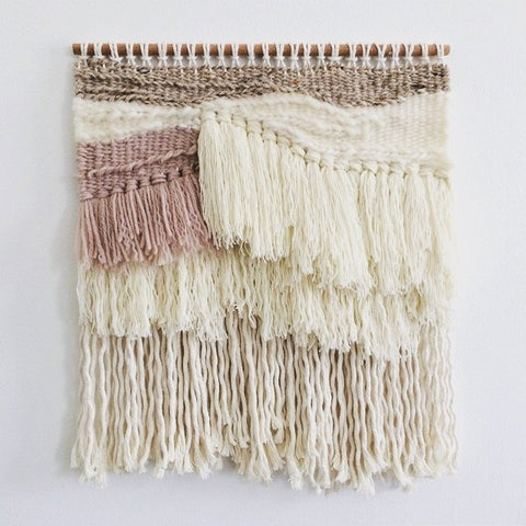Rose Quartz Weaving
