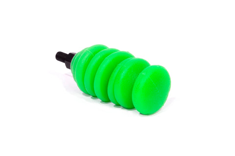 S-Coil Stabilizer- Green 3.5""