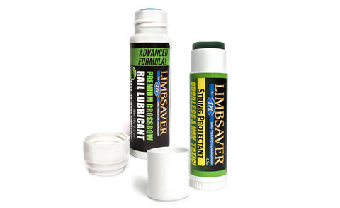 Crossbow Rail Lube & Crossbow String Wax Combo