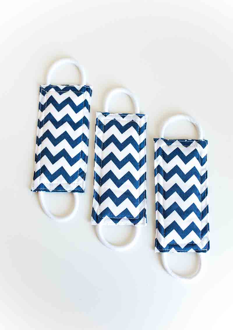 Navy Chevron