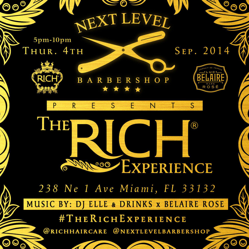 THE RICH EXPERIENCE