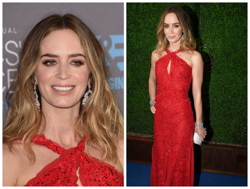 HOW TO CREATE EMILY BLUNT´S FLAWLESS LOOK? USE RICH HAIR CARE!