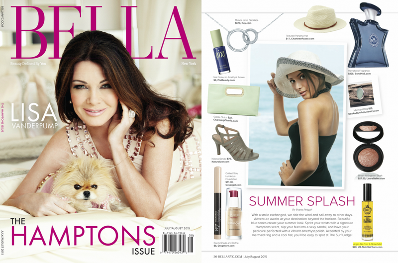 BELLA NYC MAG: THE HAMPTONS ISSUE