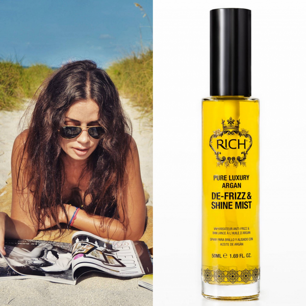 RICH Argan De-frizz Shine and Mist