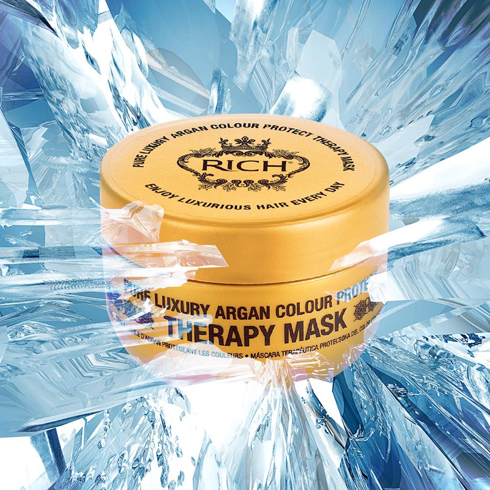RICH Argan Colour Therapy Mask