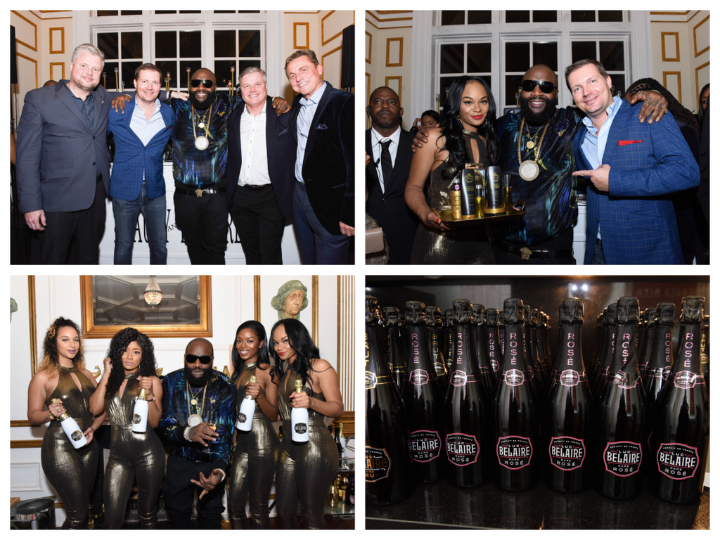 RICH Hair Care partnership with Rick Ross