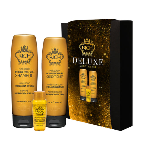 RICH Pure Luxury Deluxe Moisture Set