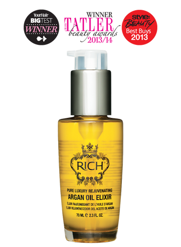 ACONDICIONADOR PROTECTOR DEL COLOR CON ARGÁN RICH 200 ml