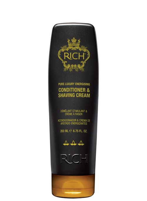 RICH ENERGIZING CONDITIONER SHAVING CREAM