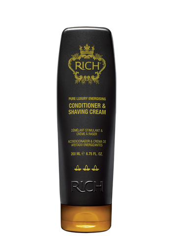 RICH DETANGLING HAIRBRUSH - Golden Glamour