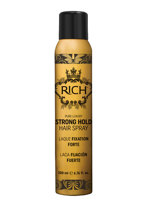RICH Strong Hold Hair Spray 200 ml