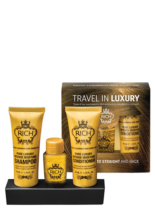 RICH Pure Luxury Travel In Luxury Set