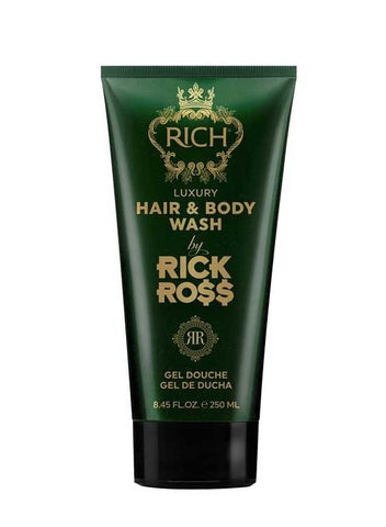 RICH ENERGISING SHAMPOO & BODY WASH 250 ml