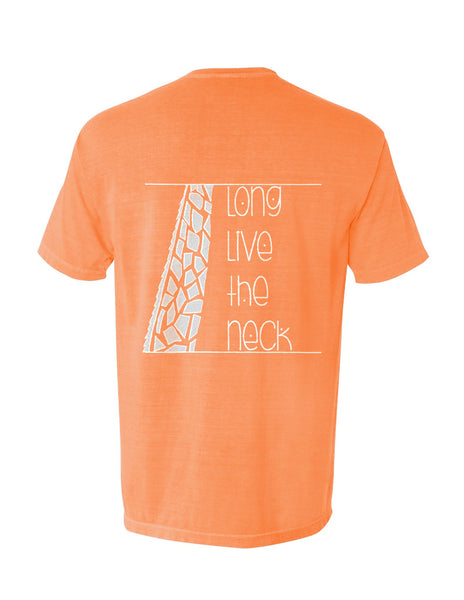 Long Live The Neck - Mango - XL