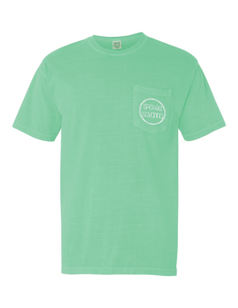 Long Live The Neck - Chalky Mint - Medium
