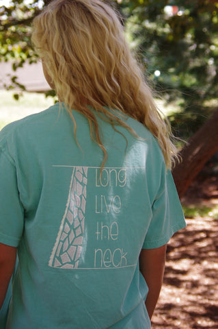 Long Live The Neck - Chalky Mint - Large