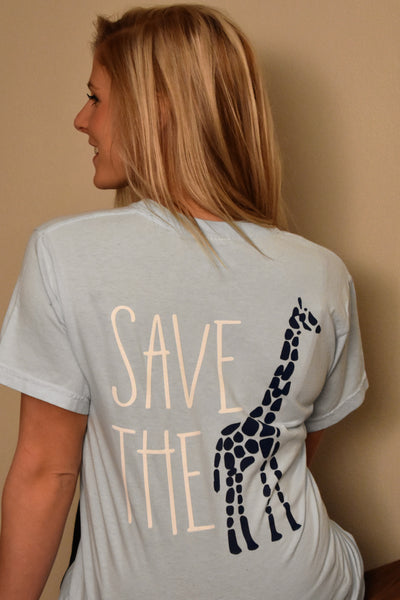 Save the Giraffes - XL