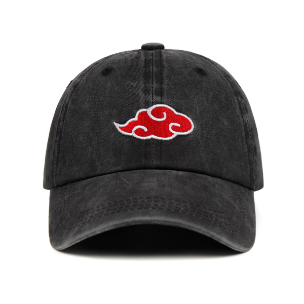 Akatsuki Denim Dad Hat