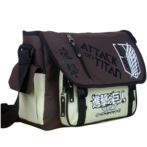 Attack on Titan Travel Bag