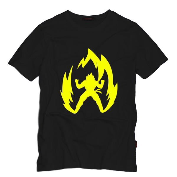 Super Saiyan Shirts (3 colors)