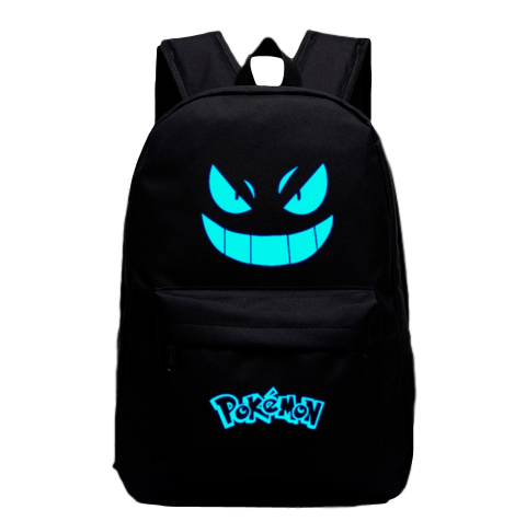 Pokemon Gengar Luminous Backpack