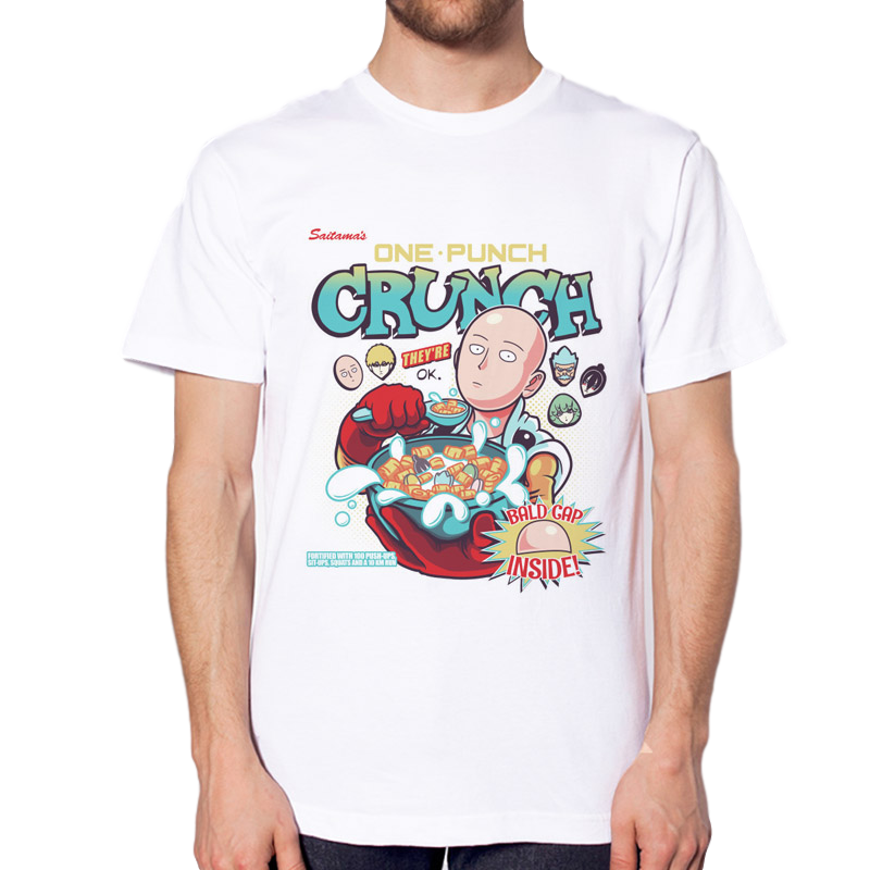 One Punch Man Crunch Shirt