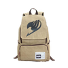 Fairy Tail Canvas Backpack
