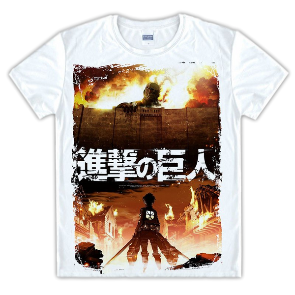 Attack on Titan Graphic Tee