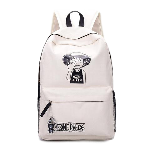 One Piece Kid Luffy Backpacks