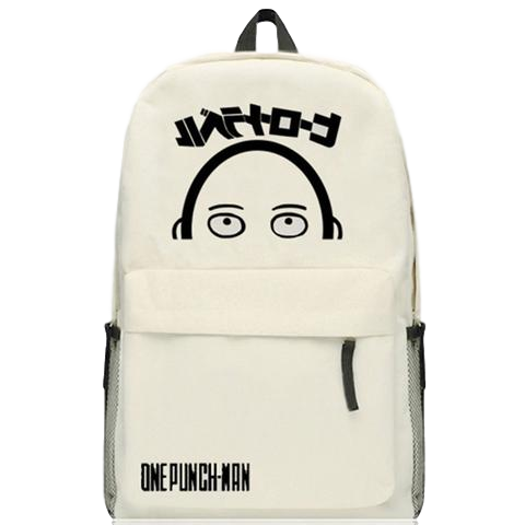 One Punch Man Saitama Backpack