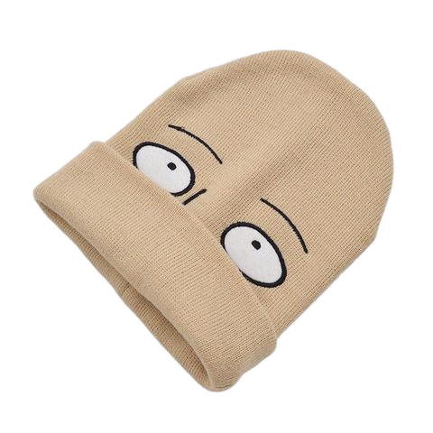 One Punch Man Beanies (2 colored options)