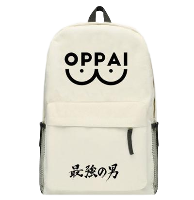 One Punch Man Oppai Backpack
