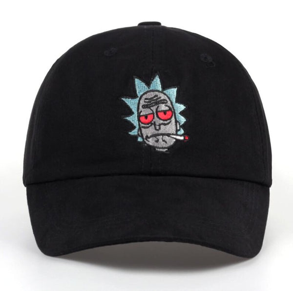 Blazed Rick Dad Hat
